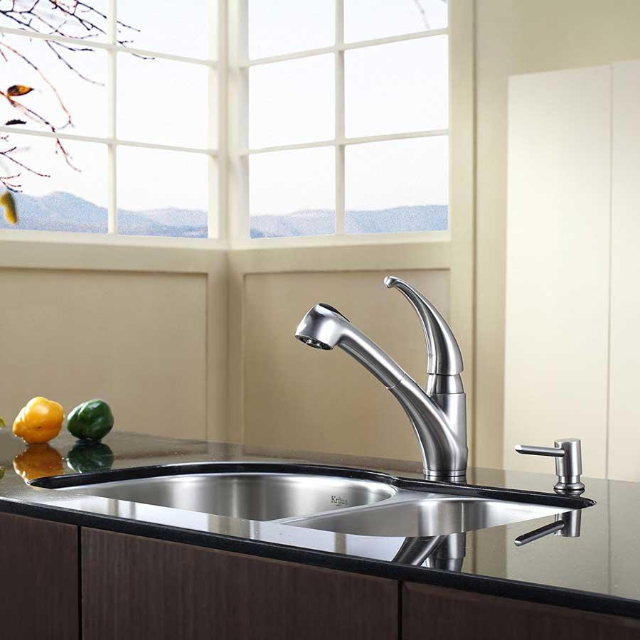 Kraus KPF 2110 Single Lever Kitchen Faucet Review