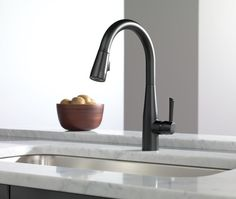 Aesthetics of Black Kitchen Faucets