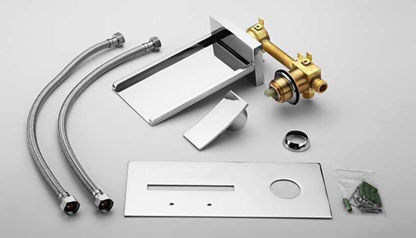 Metal Faucet Kitchen Design upgrade
