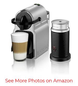 Nespresso Inissia Espresso Machine by De'Longhi – Top Energy Efficient Coffee Brewer