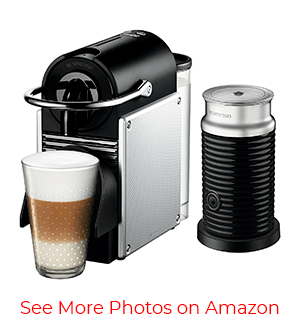 Nespresso Pixie Espresso Machine – Higher Pressure Pump for Unlocking Flavor