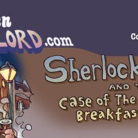 Edible Art: Sherlock Holmes and the Case of the Mysterious Breakfast Food