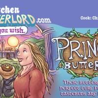 Edible Art: Princess Buttercups