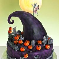 Geek Cake Friday: Top 13 The Nightmare Before Christmas Cakes