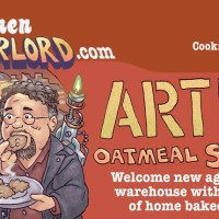 Edible Art: Artie's Oatmeal Scotchies