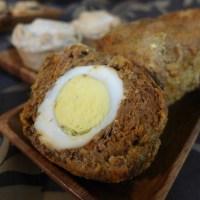 Hobbit Week: Shire Baked Scotch Eggs