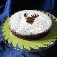 Gluten Free Geek Week: Expelliarmus Glutinous Buckwheat Cake