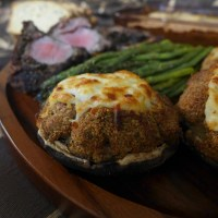 Hobbit Week: Stuffed and Roasted Mushrooms