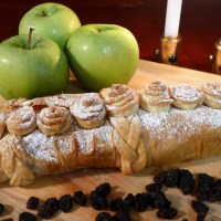 Queenie Goldstein's Apple Strudel from Fantastic Beasts