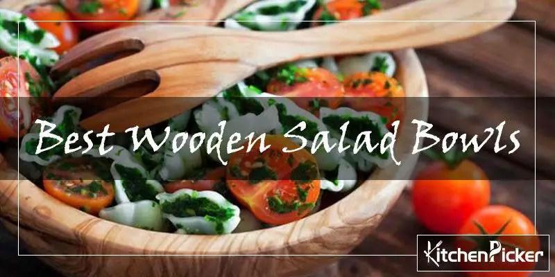 Best Wooden Salad Bowls