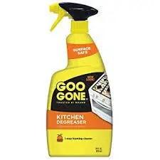 Goo Gone Kitchen Degreaser - Removes Kitchen Grease