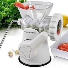 Kitchen Basics 3-In-1 Meat Grinder
