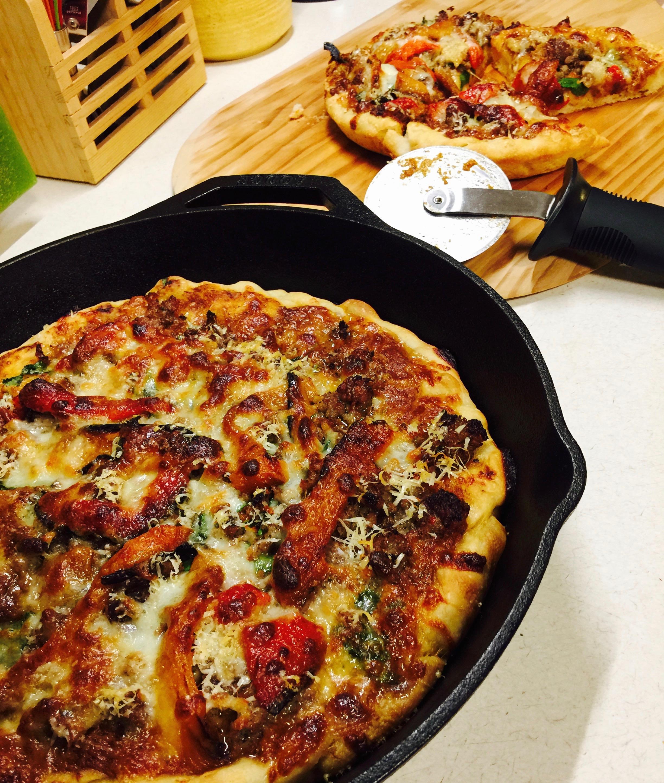 Quick Blender Pizza Sauce
