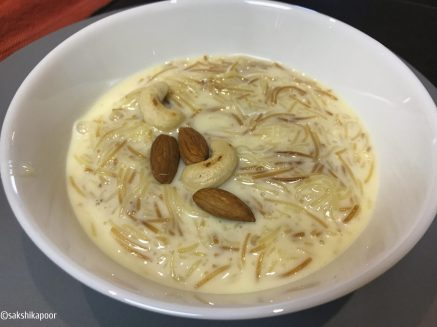 Easiest Payasam recipe