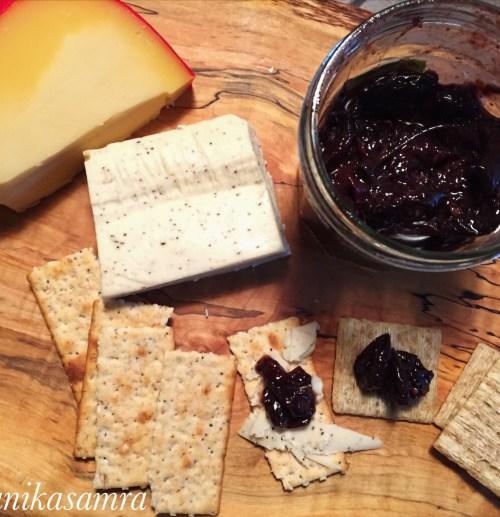Chutney and Cheese