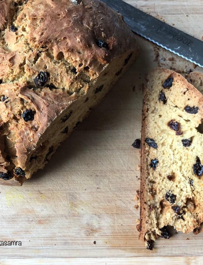 Ina Garten's Irish Soda Bread Modified