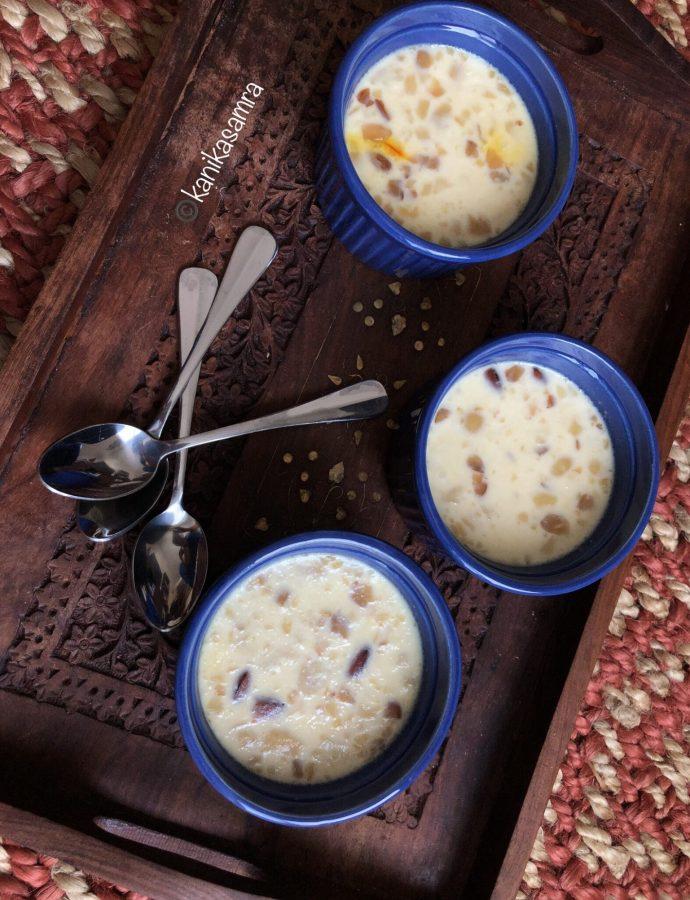 Mishti Doi   Sweet Yogurt Dessert