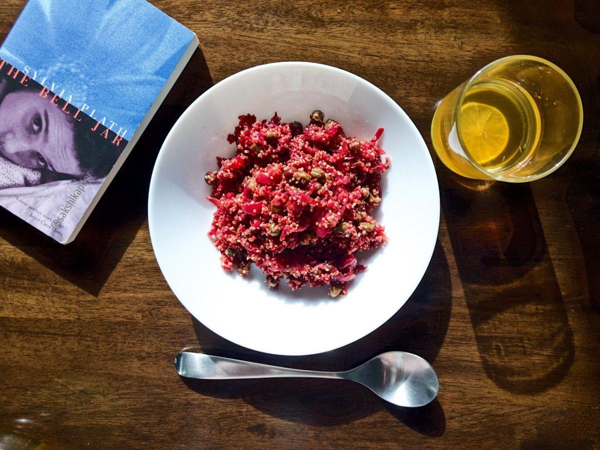 Easy Quinoa Pulao recipe