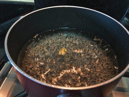 Easy Badam Sharbat recipe