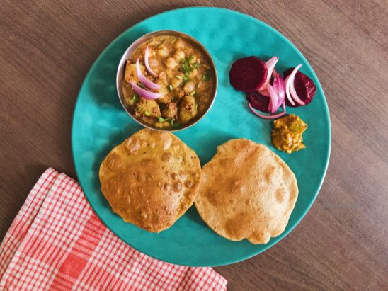 Punjabi Chhole recipe