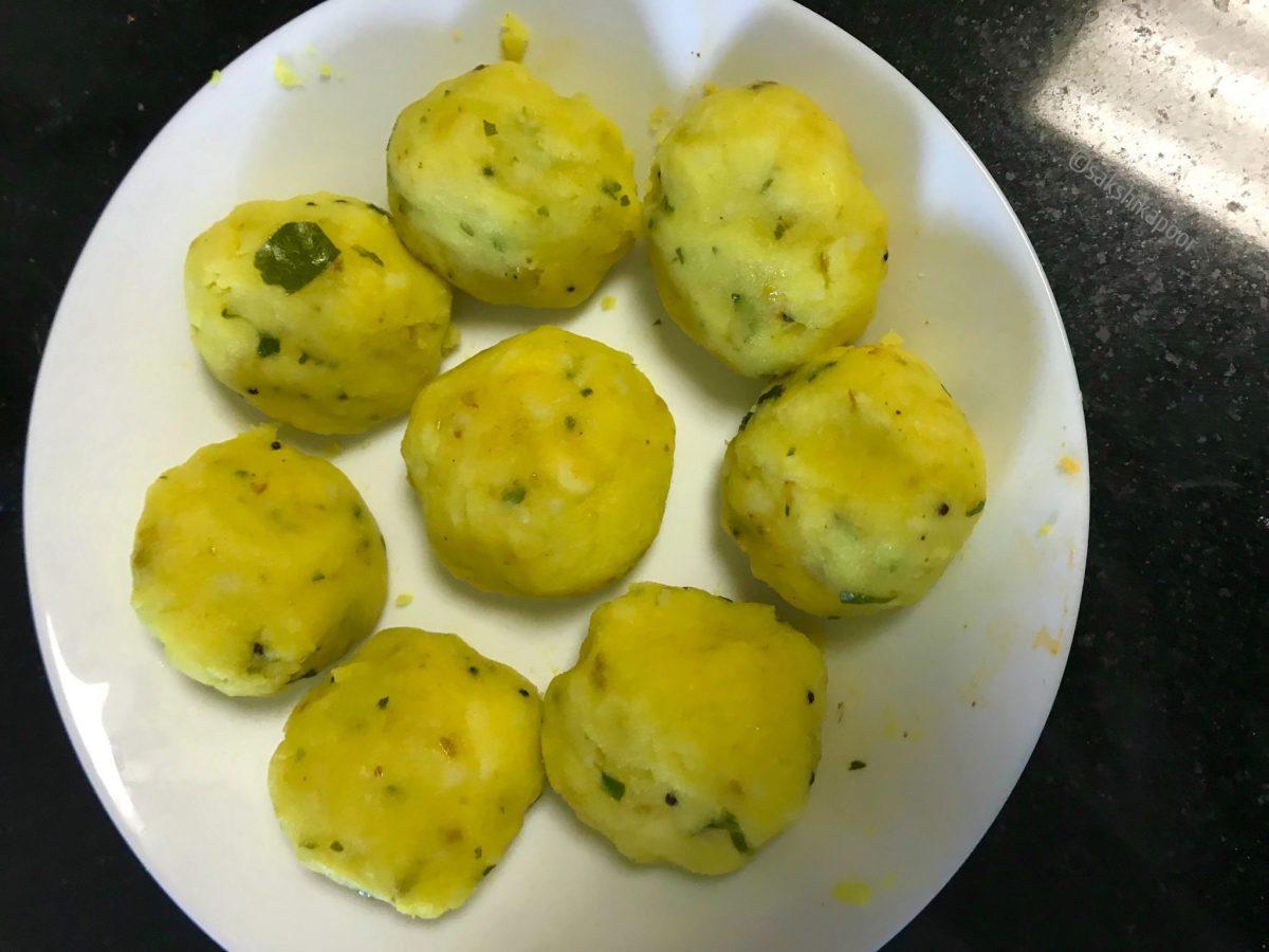 Batata Vada for Vada Pav recipe