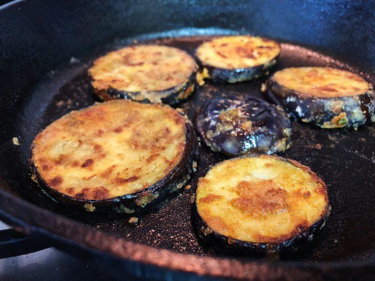Baingan ki Kachri recipe