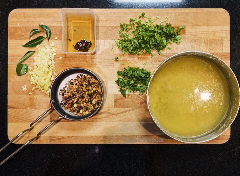 Easy Rasam recipe