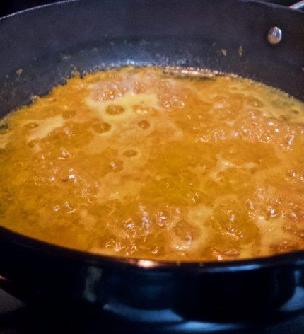 Assidat Al-boubar recipe