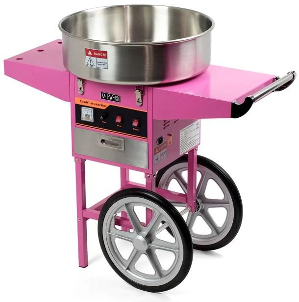 cotton candy machine reviews