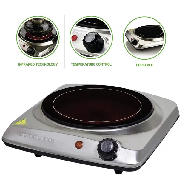 countertop burner reviews