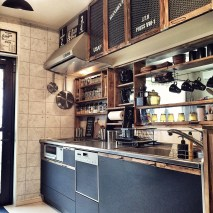 wall-shelves-small-kitchen-remodel-ideas