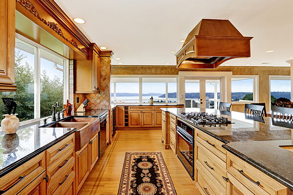 Luxury Kitchen Design San Antonio TX