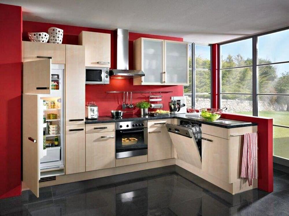 кухни со встраиваемой техникой фото сказать, что это