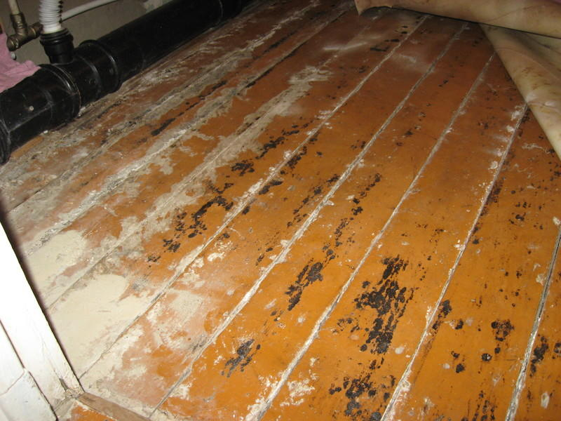 Чем заделать швы между фанерой на полу