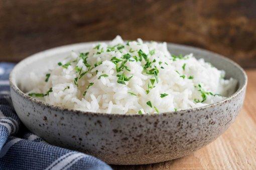 Tasty White Rice