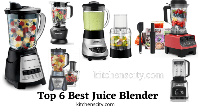 Best Juice Blender