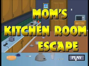Moms Kitchen Room Escape