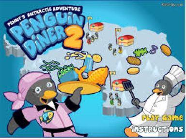 Play Penguin Diner 2 Game Online