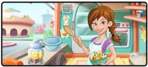 Kitchen Scramble Online Game and Kitchen Scramble Cheats -www.Kitchenscrambleonline.com
