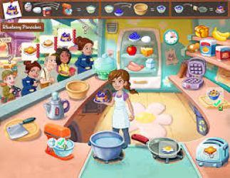 Kitchen Scramble Level 39 Tips and tricks
