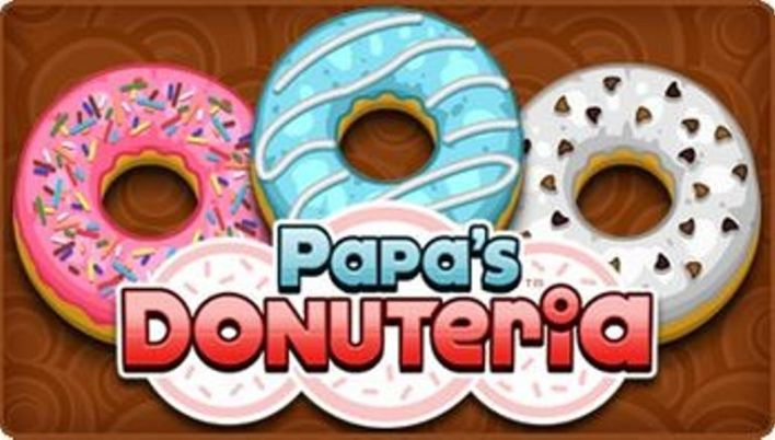 Play Papa's Donuteria Online