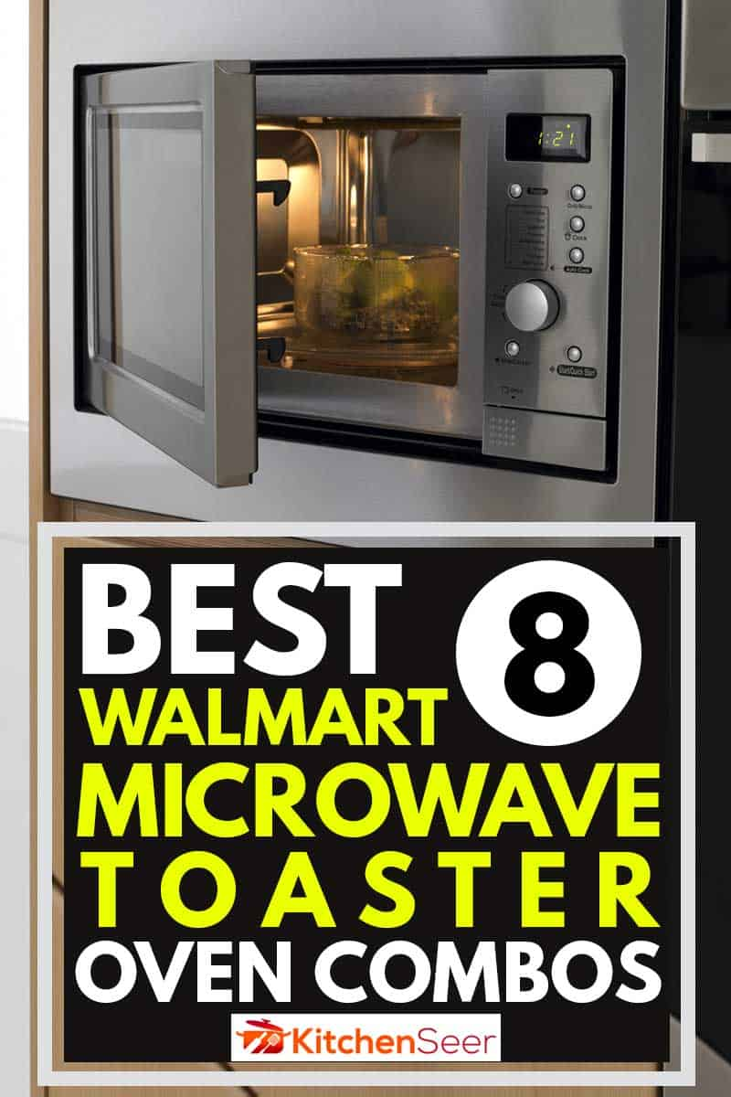 walmart microwave toaster oven combos
