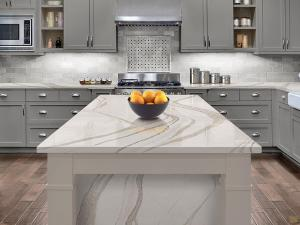 Custom kitchen cabinets and countertops in Kansas