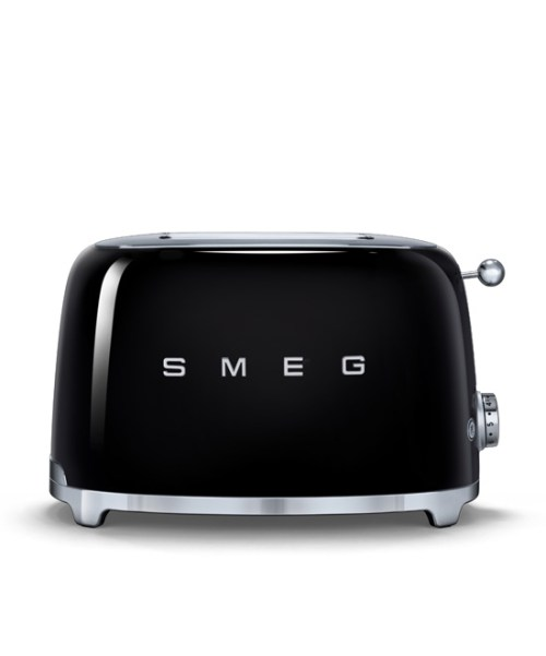 Smeg - Toaster - 2 slice - Black 2