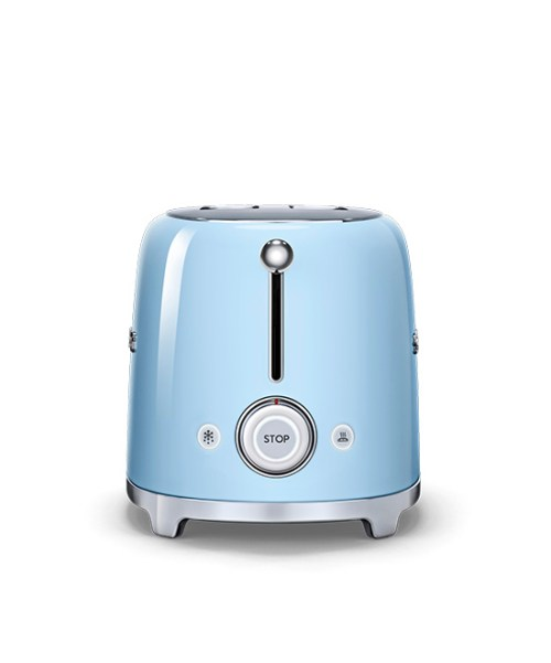 Smeg - Toaster - 2 slice - Blue 5