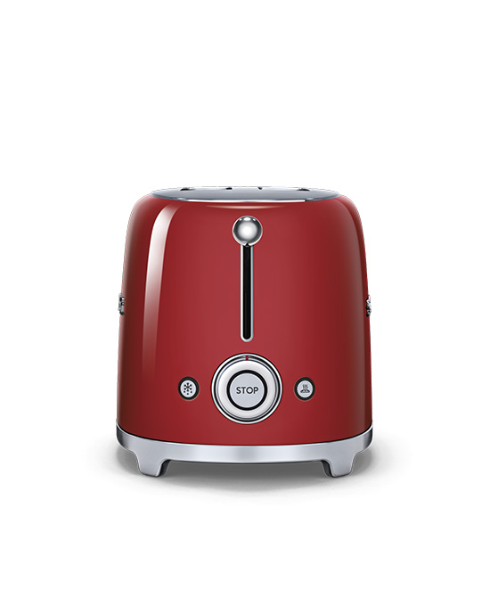 Smeg - Toaster - 2 slice - Red 5