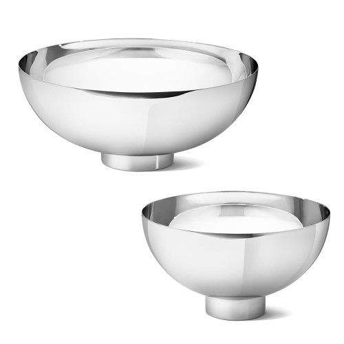 Georg Jensen - Ilse Mix Bowls Stainless Steel