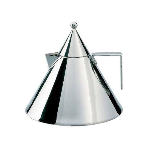 Officina Alessi - Aldo Rossi Kettle Il Conico Stainless steel 1
