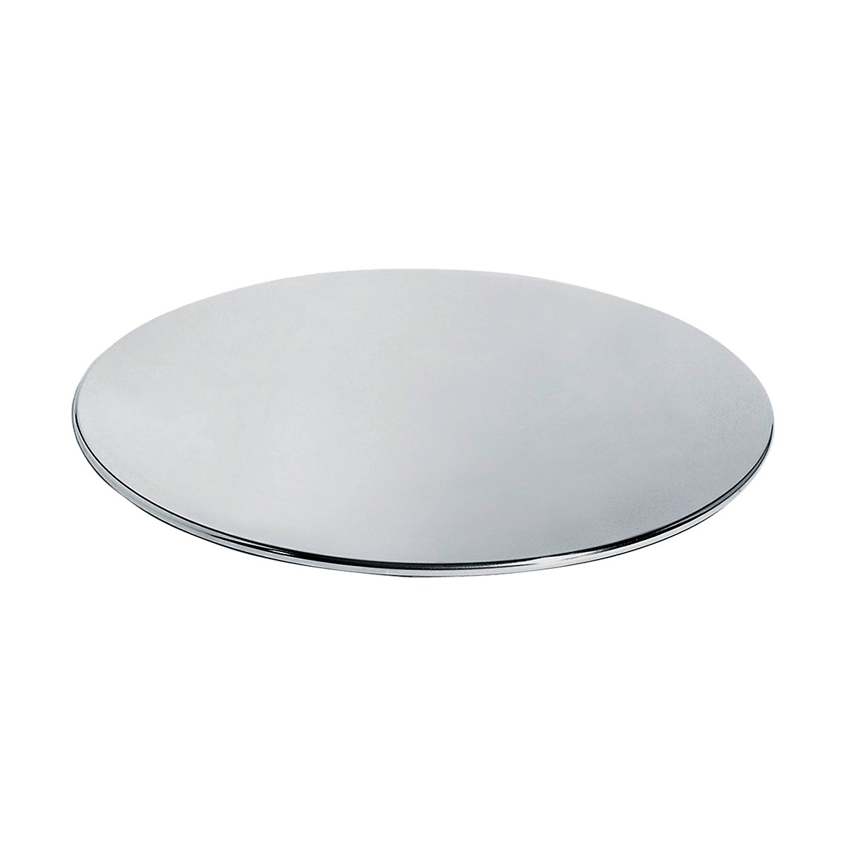 Officina Alessi - Sanaa Fruit Round Tray Stainless Steel