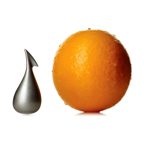 Alessi - Apostrophe Orange Peeler 1